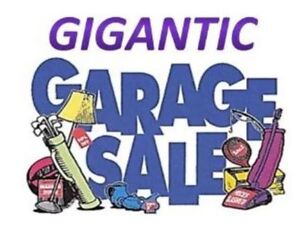 Huge Garage Sale !!!