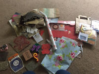 Job lot of craft items- see all photos