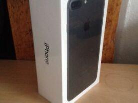 Apple iPhone 7 Plus 128GB - Matte Black-Brand New -Full 2 year Warranty-Store Receipt- Quick Sale –