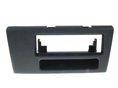 Volvo S60 S70 C70 V70 Doppel-DIN Radioblende ISO Radio Blende+Ablagefach schwarz gebraucht kaufen  Leipzig