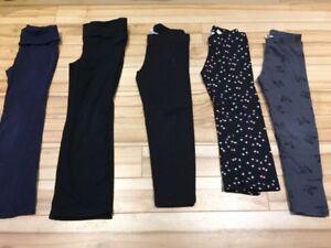 Vêtements fille grandeur 4-5 ans
