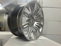 19 Inch Spyder Style alloy Wheel 5 6 7 Series E9x M3 models 5x120 BMW E60 E61 E62 E63