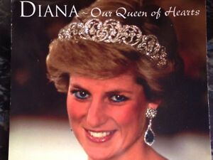 LADY DIANA COLLECTORS CALENDAR FROM 1998