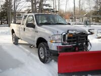 SNOW PLOWING SUB-CONTRACTORS WANTED