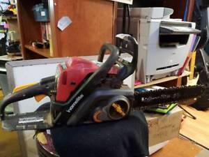 Homelite Gas Chainsaw 35cc $99