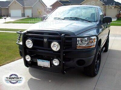 06-08 Dodge Ram 1500 2500 3500 Brush grille Grill Guard in Black
