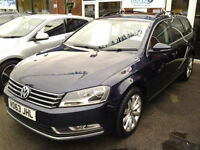 Volkswagen Passat 2.0TDI BlueMotion Tech 2013 Highline