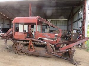 Bulldozer Fiat 955C  good size very handy Maidenwell South Burnett Area Preview