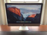 """Apple iMac 27"""" Intel Core i7 2.93 GHz / 12GO RAM / 1TB HDD"""