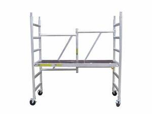 Mobile Scaffold Tower AR Fold 1 $389+GST. Archerfield Brisbane South West Preview