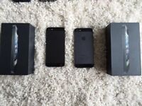 Black iPhone 5 (two avail)
