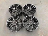 19Inch 20 Inch M3/M4 Style aloy Wheels – 5x120 E90 / E91 / E92 / F10 / E46 / Z4 / F30