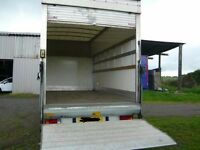 24-7 Big Van & Man Hire FROM 15£P/H for moving House, Clearance,Office Removal