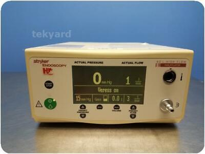 Stryker Endoscopy 0620-040-001 F105 Hermes Ready 40l High Flow Insufflator