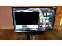 JVC LT-40C750 40'' LED TV SMART TV