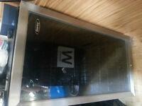 Molson Beer Mini Fridge