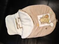 Whinnie The Pooh car seat cover
