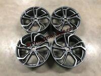 18 19″ Inch VW Golf Reifnitz Style Wheels VW MK5 MK6 MK7 MK7.5 AUDI A3 CADDY VAN Leon 5x112