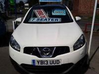 Nissan Qashqai+2 1.6 dCi Tekna [Start Stop] (FULL LEATHER+SAT Nav