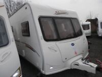 2006 BAILEY SENATOR VIRGINIA * £1500 OFF * 4 Berth * FIXED ISLAND BED * SEPERATE SHOWER * RC MOVER