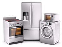 Best price in city ..washer dryer stove DW fridge repair