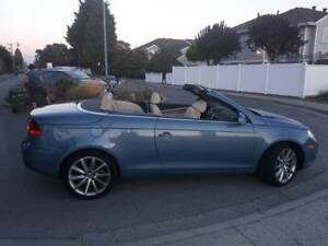07 VW EOS 2.0 Turbo. 4 Cyl. NO ACCIDENTS, HARDTOP CONVERTIBLE