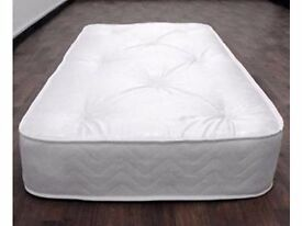 Brand New 3FT Single Damask Tufted Mattress with Fast Free Delivery
