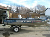 Wanted to Buy  16' Misty River PF