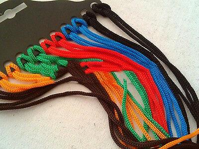 Reliable 12x Eyewear Nylon Cord Glass Neck Strap Eyeglass Holder Rope YTNIVV - $6.21