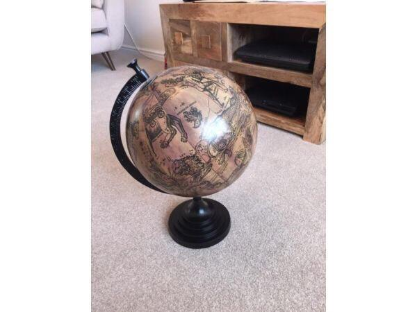 Decorative globe RRP £50 TK Maxx price reduced | in Hebburn, Tyne on floor games, floor flowers, floor tiles, floor sofas, floor lamps, floor furniture, floor glass, floor cabinets, floor frames, floor storage, floor baskets, floor puzzles, floor shelves, floor stencils, floor prints, floor candelabras, floor markers, floor sculptures, floor pillows, floor planters,