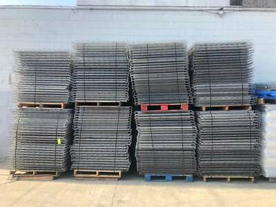 Used Wire Deck