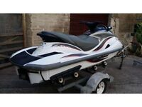 Breaking 2003 Yamaha fx 140 jetski jet ski fx140 seats & cables sold call 07590550560 or 07904595916