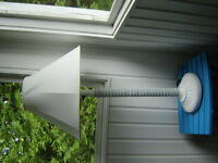 OUTDOOR TABLE LAMP (WEATHER PROOF)