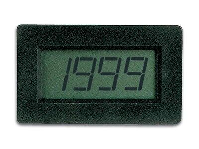 Velleman Pmlcdl Digital Panel Meter Lcd - Economic
