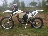 Ktm 2011 xcf250 road legal not sxf/exc/sx/excf