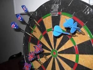 dart board + darts Normanville Yankalilla Area Preview