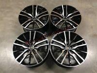 22″ Inch BMW X5 X6 742M Style Alloy Wheels 5x120 74.1 E70 E71 F15 F16 E53