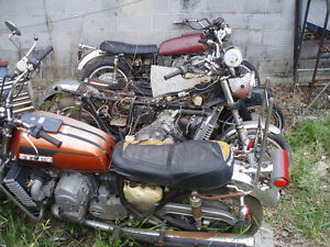 FREE REMOVAL OF OLD MOTORCYCLES, ATV, SNOWMOBILE Kawartha Lakes Peterborough Area image 2