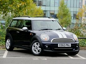 MINI Cooper D Clubman with NAV 2013