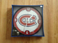 MONTREAL CANDIENS CLOCK