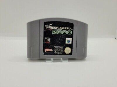 WWF Wrestlemania 2000 - N64