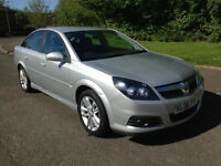 VAUXHALL VECTRA SRI YEARS MOT