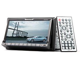 EONON CAR SATNAV/DVD/CD/RADIO ENTERTAINMENT SYSTEM