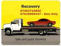 Breakdown Recovery ! Recovery Service ! Classic Cars Transportation ! 24/7 Up to 7.5 tonnes !