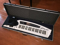 Roland Ax-Synth shoulder synthesizer with hardcase