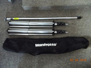 [Studio Photo/video] - Support (3pcs) Background Manfrotto