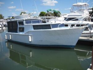 1972 Bay Cruiser 30 Rothwell Redcliffe Area Preview