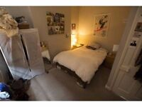Large double in friendly, chilled North Laine flat share with garden