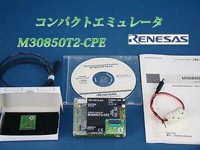 Renesas M30850t2-cpe Compact Emulator