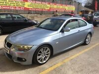 BMW 320d Coupe 2011 LCI! M-Sport with HEATED SEATS + IDRIVE!! ££££ of Extras! MUST SEE!
